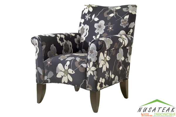 Mane Teak Living Room Chair - Nusa Teak