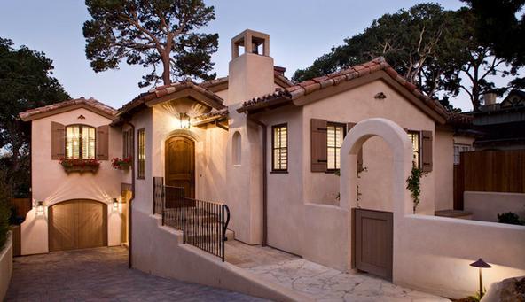 Fachadas casas modernas fachadas de casas coloniales for Fachadas de casas coloniales de un piso