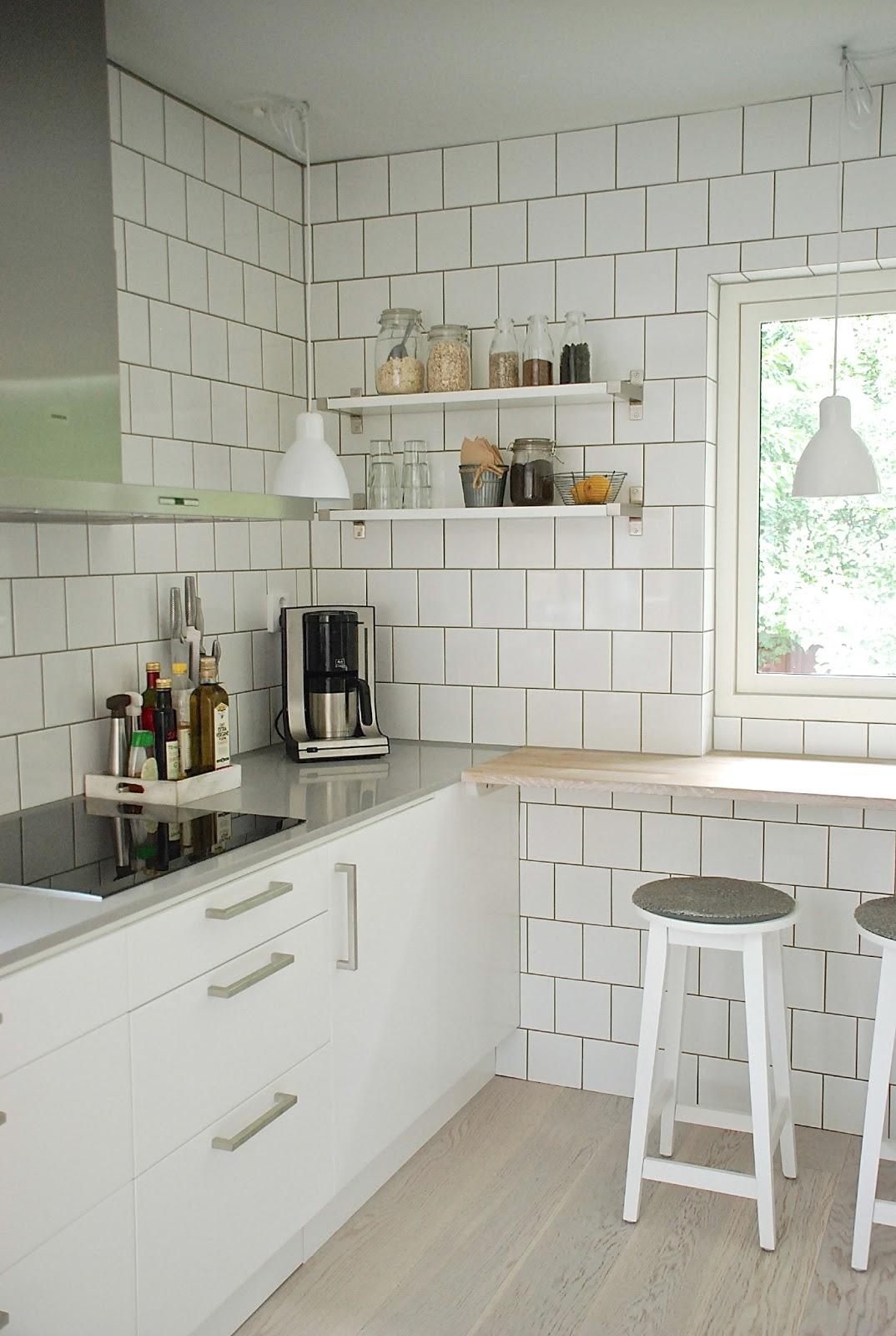 Pems platser: hyllor i köket