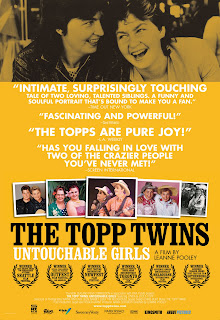 "Review | ""The Topp Twins: Untouchable Girls"""