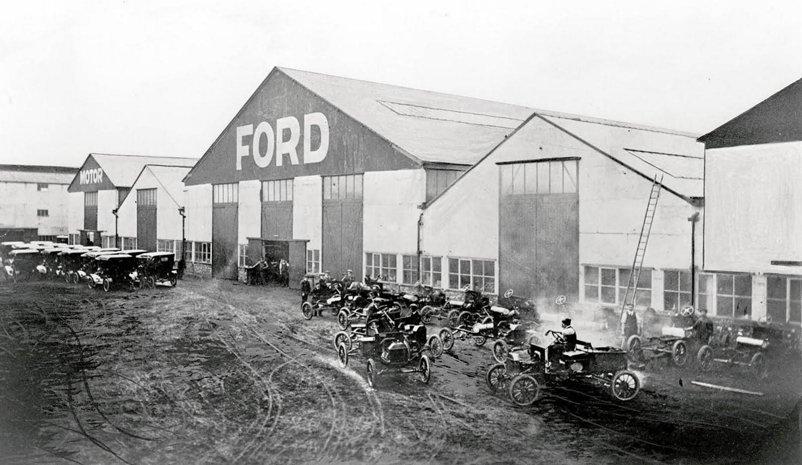 factory outside America.