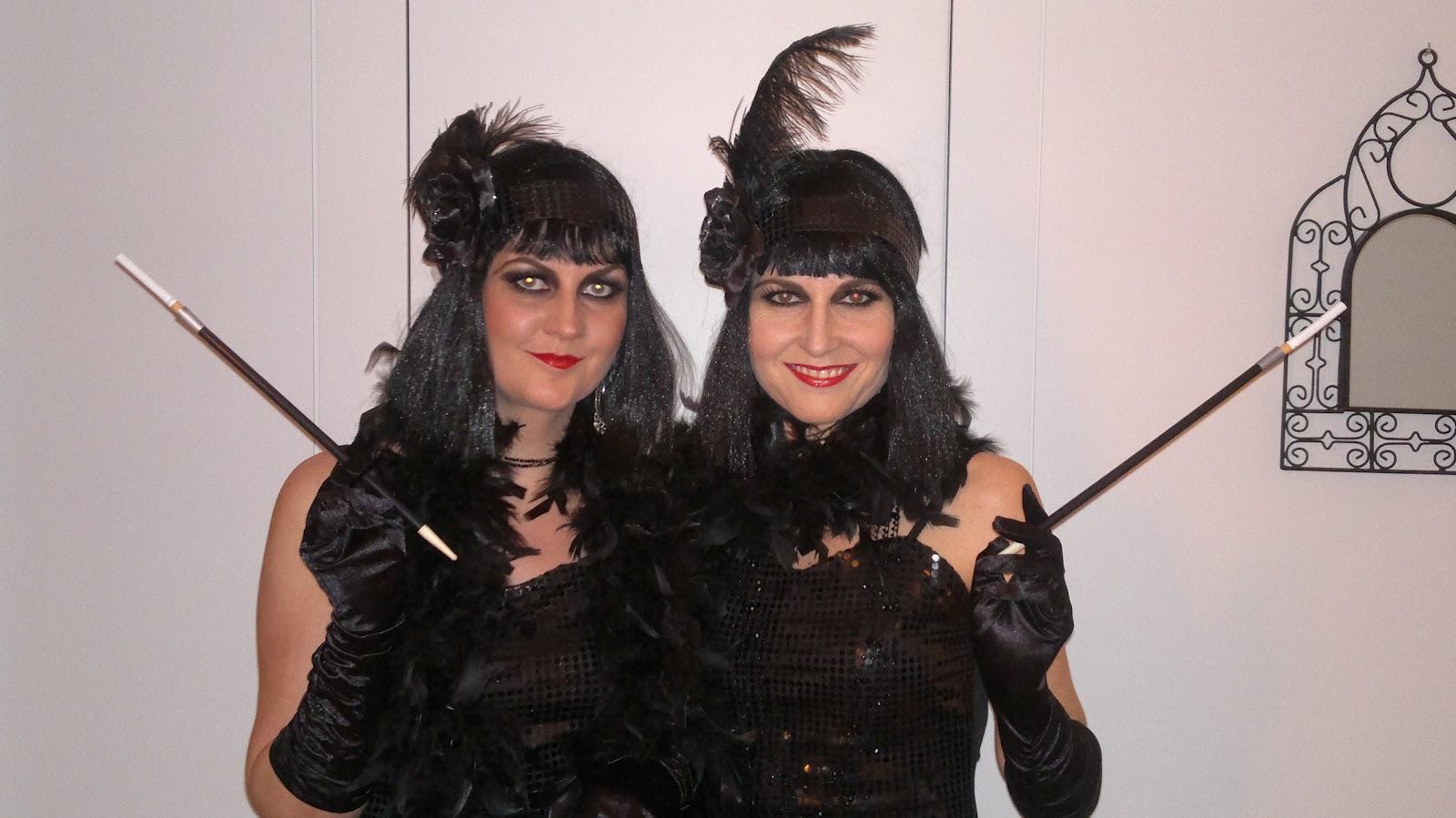Atelier make up maquillage ann es 20 carnaval 2012 - Maquillage annee 20 ...