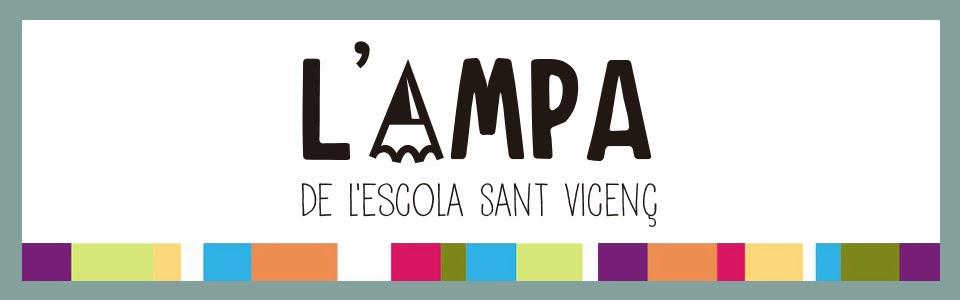 L'AMPA de l' Escola Sant Vicenç