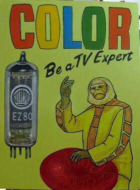 Be a TV Expert!