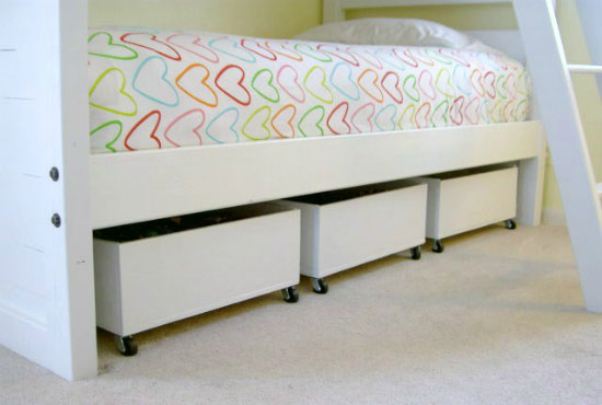 iheart organizing diy storage you can do it. Black Bedroom Furniture Sets. Home Design Ideas