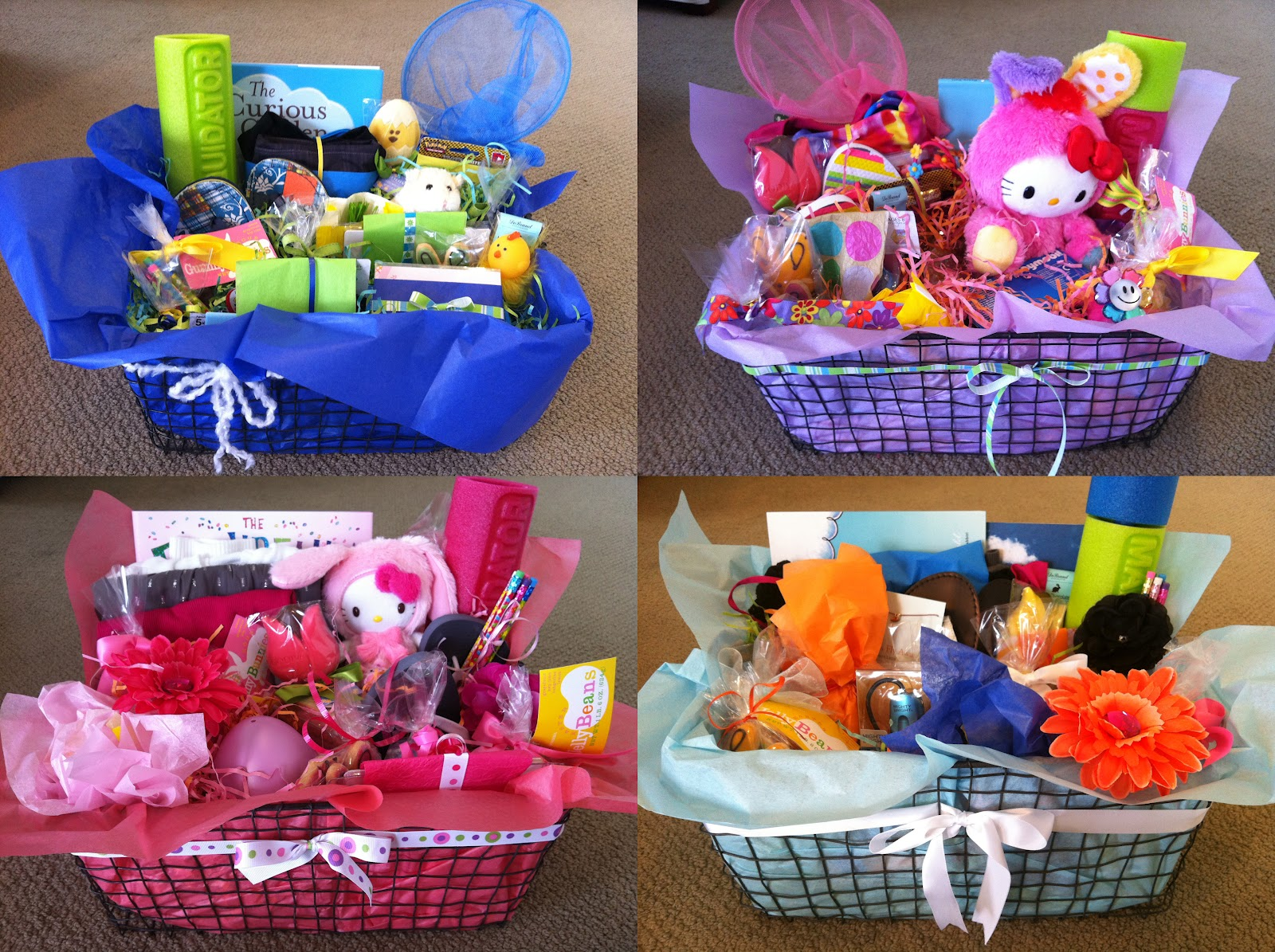 The Contemplative Creative Nana 39 S Easter Baskets