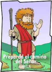 COMENTARIO DEL EVANGELIO DEL 3º DOMINGO ADVIENTO. CICLO A (15 DICIEMBRE 2019)