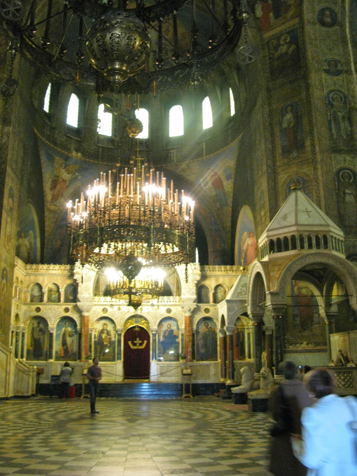 Catedrala Sfantul Alexandru Nevski