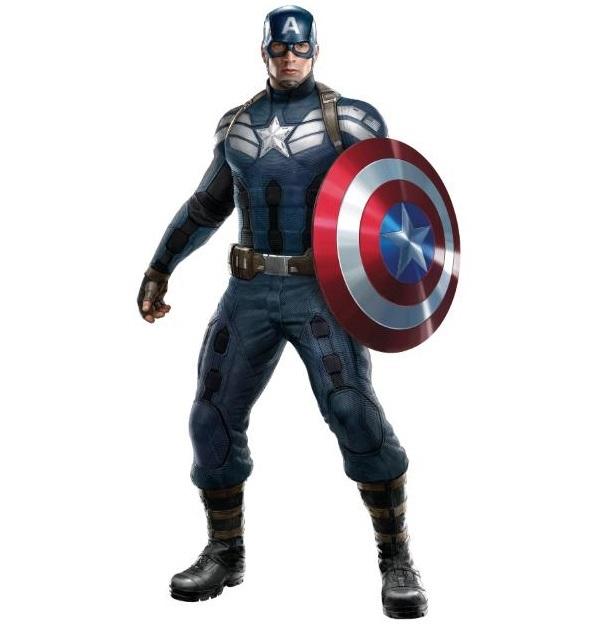 Capitão América 2: Novo uniforme