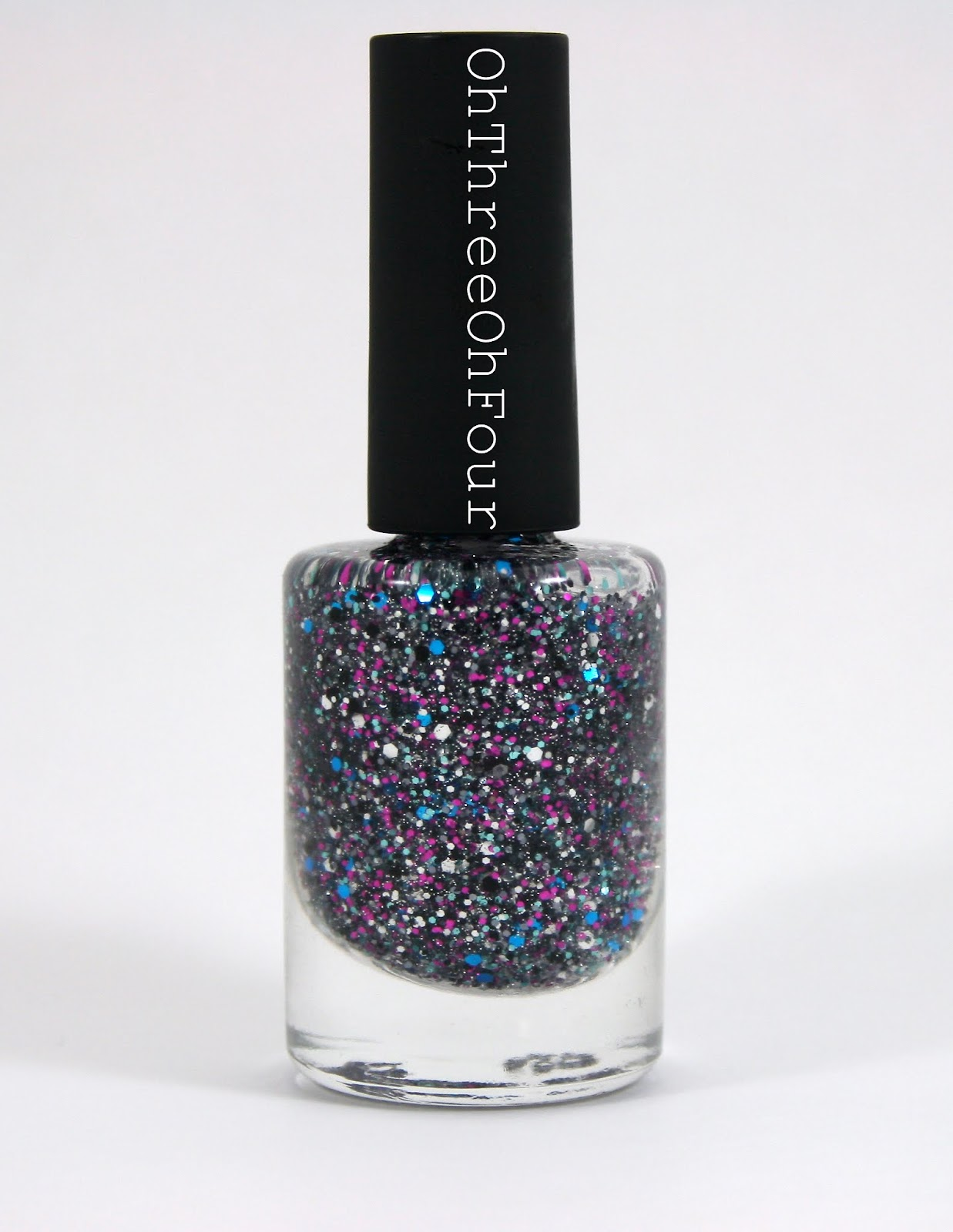 Oh Three Oh Four: I Love Nail Polish Party of Four Review & Swatches