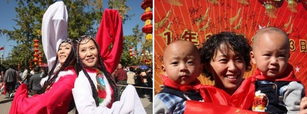 Festival kembar tahunan yang ke lapan di Beijing