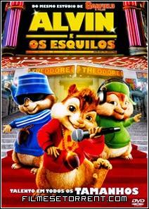 Alvin e os Esquilos 1 Torrent Dublado