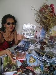 Catiaho Alcantara  Editora do Selo Parceria&Poesia