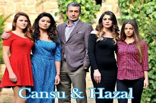 Cansu dan Hazal, Cansu & Hazal, Cansu and Hazal