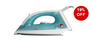 Orpat Steam Iron worth Rs.765 for Rs.418 @ Rediff (Price Valid till 21st July'13)