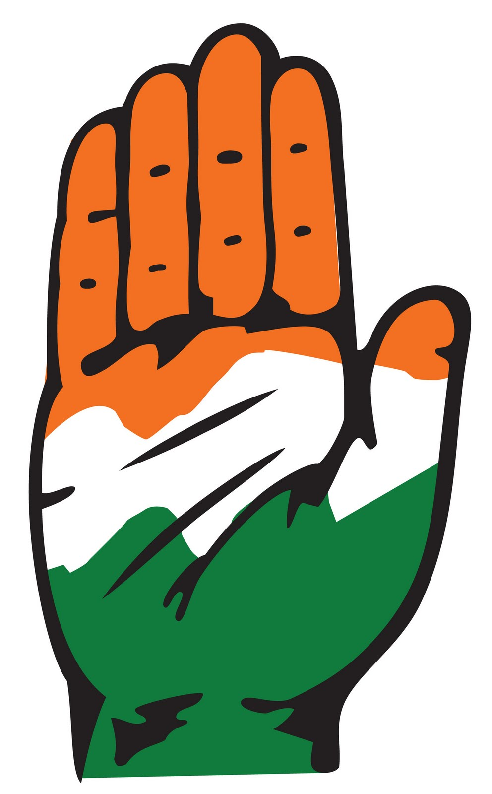indian national congress logo vector inc logo free indian logos