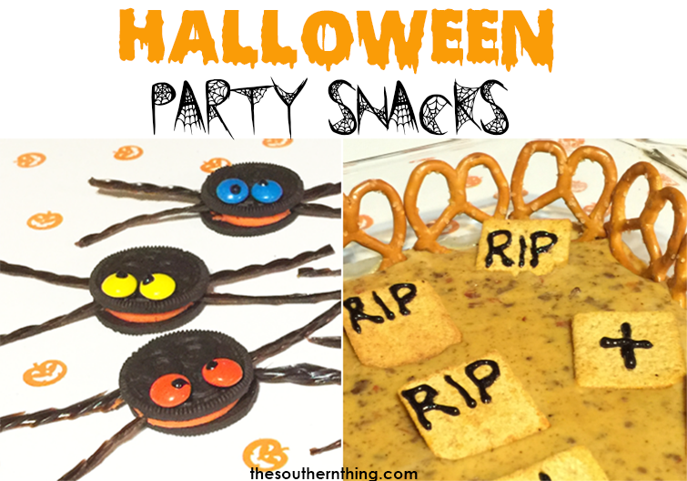 halloween party snack ideas