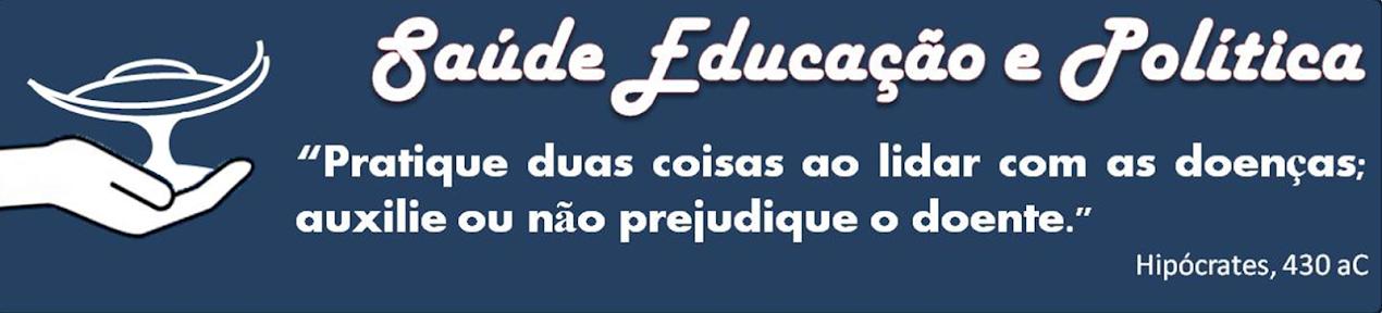 Gestão em Saúde, Educação e Política