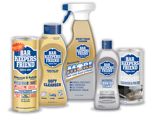 bar keepers friend review wrapped up n u. Black Bedroom Furniture Sets. Home Design Ideas