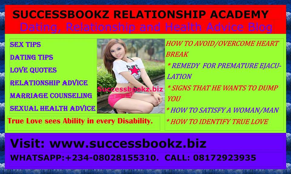 Successbookz Relationship Academy