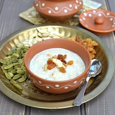 Paravannam (Paramannam/ Rice Pudding)