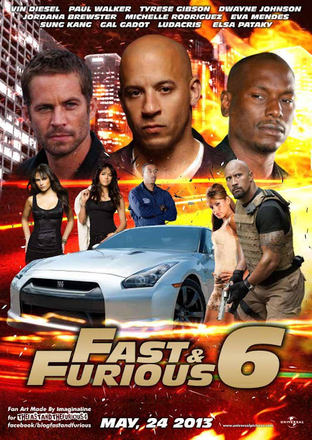 wallpaper fast and furious 2013
