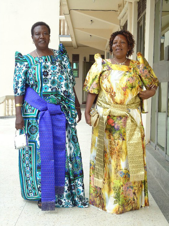 The Uganda Traditional Dress - The Busuti in Pictures