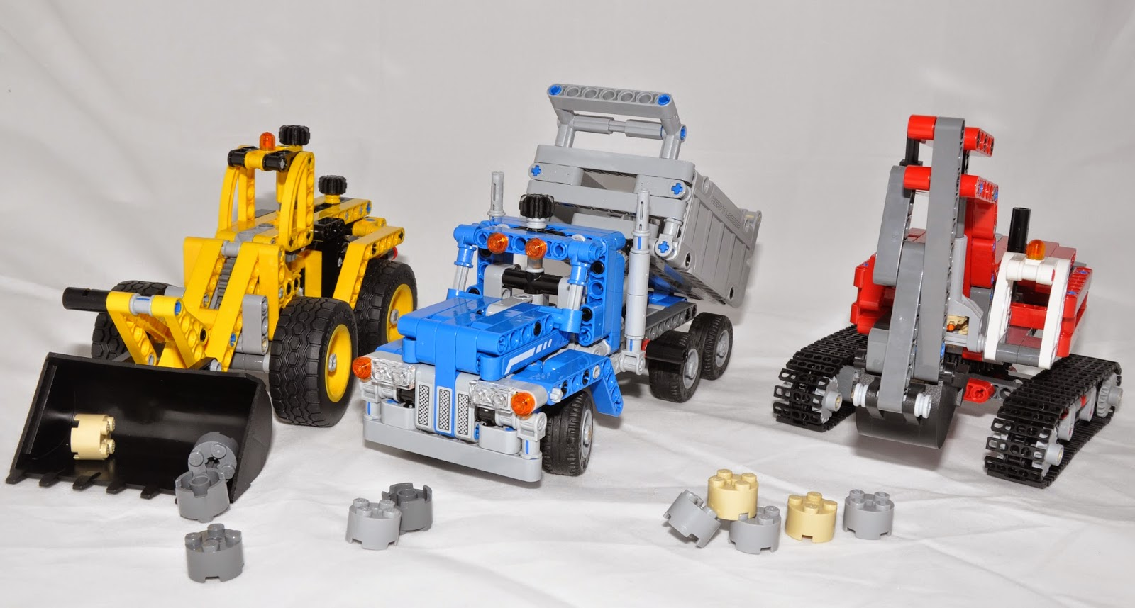 Oz brick nation lego technic 42023 construction crew review - Jeux de construction lego technic ...