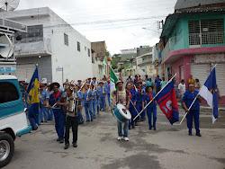 Encontro de Bacamarteiros em João Alfredo no dia 1º de maio de 2013. - PE