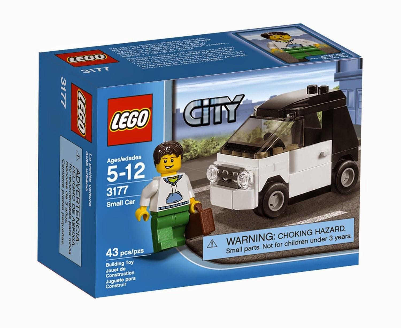My Brick Store The Lego Movie Emmets Car Instruction