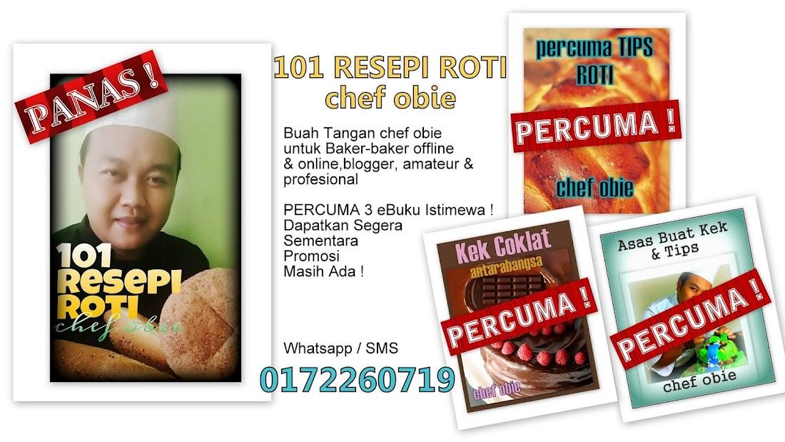 chef obie 1001 info dan resepi popular