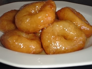 Traditional Greek Loukoumades Recipe