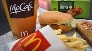 250 McDonald's Ads Per Year