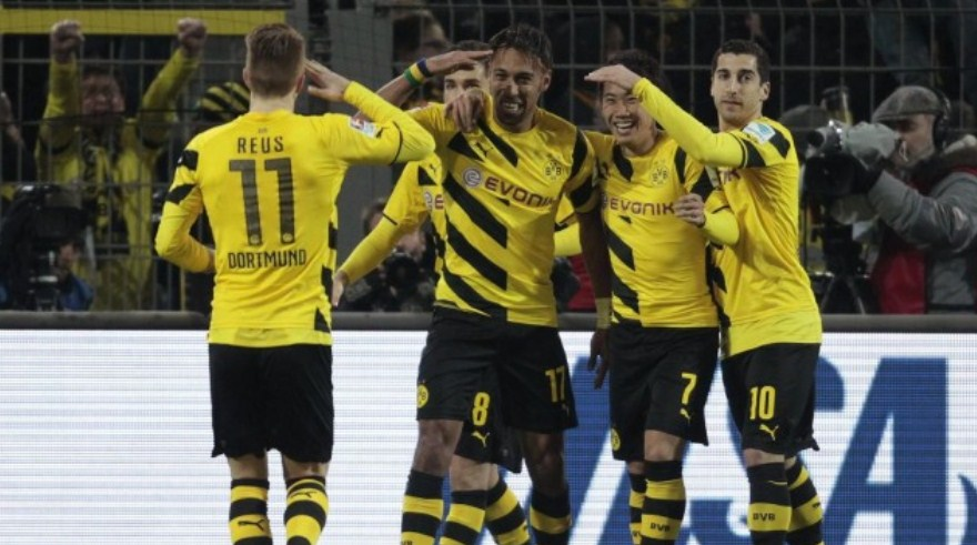 Mainz vs Borussia Dortmund Bundesliga Germany