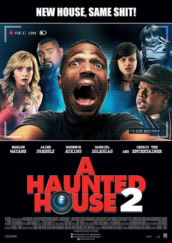 A Haunted House 2 (BRRip HD Inglés Subtitulada) (2014)