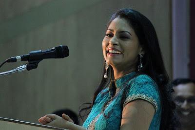 pooja in panimalar college latest photos