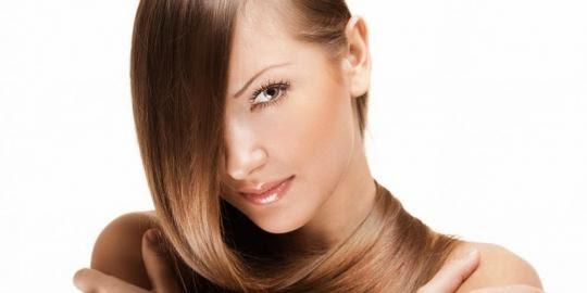 Cara Meluruskan Rambut Keriting
