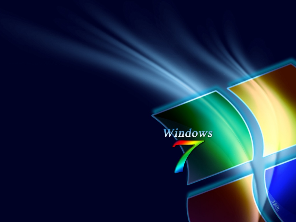 Download windows seven black 1024x768 wallpaper 1771 - Windows 7 Desktop Windows 7 Wallpaper Windows 7