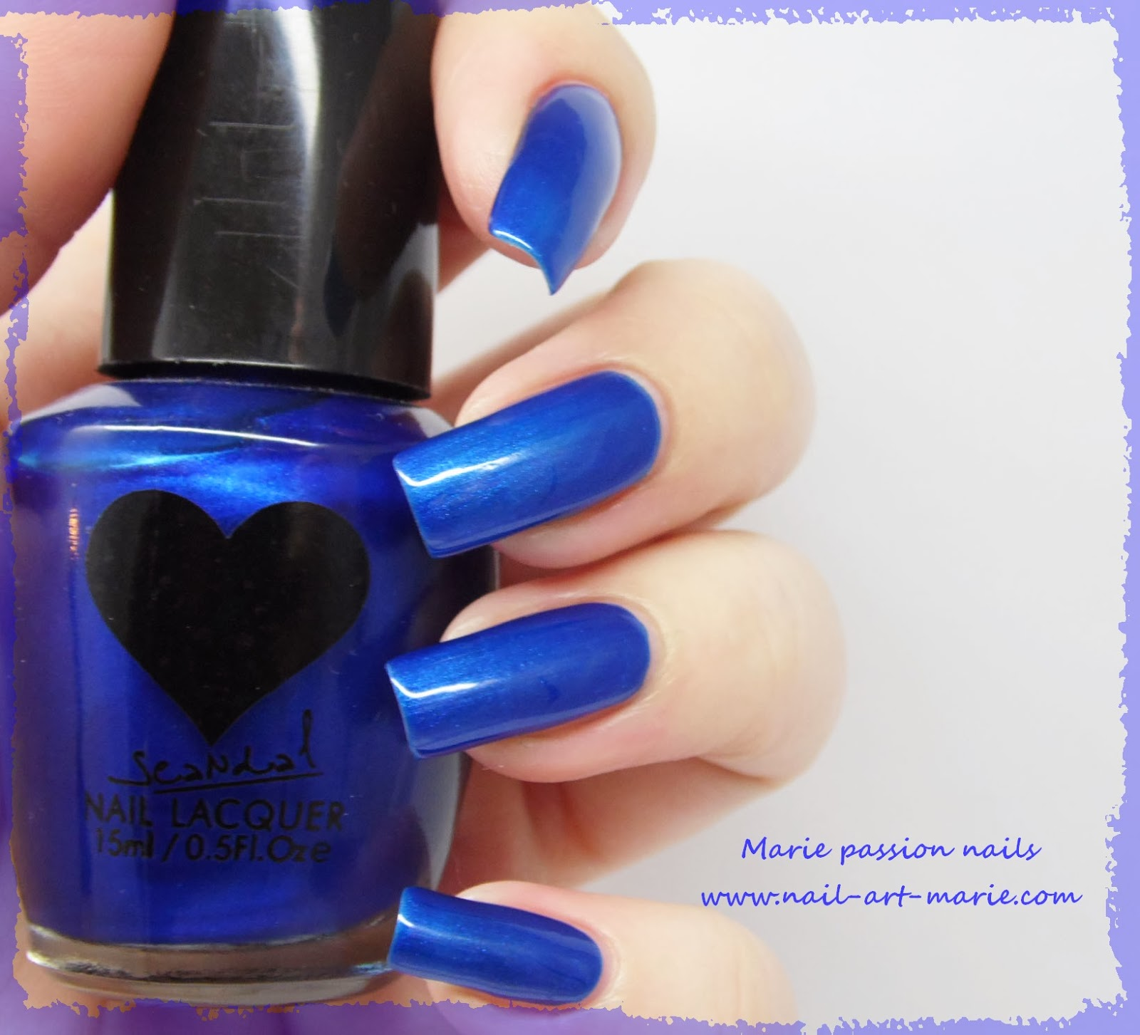 Vernis Scandal Sea Blue Pearl2