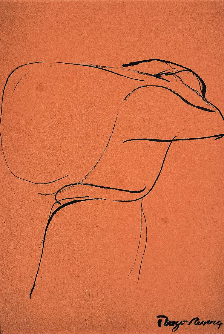 Diego Rivera 1886-1957 | Mexican Social Realist Muralist
