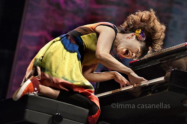 Hiromi, Donostia-San Sebastián 2013