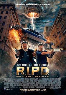 Ver Película R.I.P.D. Policia del Más Alla Online Gratis (2013)