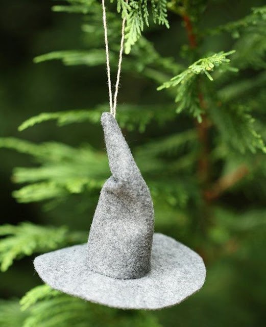O chapéu do Gandalf
