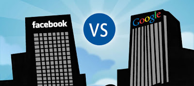 Google vs Facebook marketing online empresas