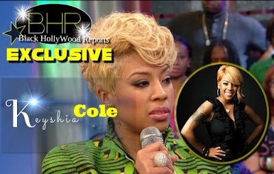 "R&B Singer ""Keyshia Cole"" Annouces Her Engagement To Fans"