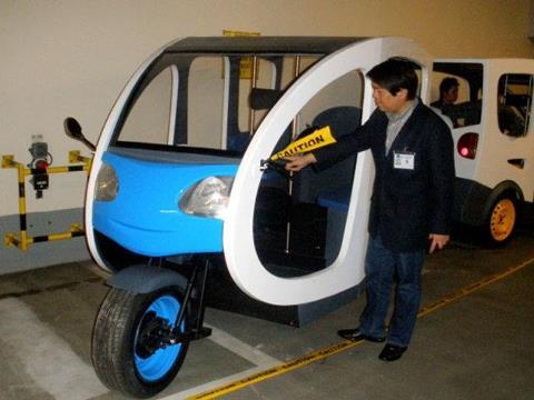 Electric Vehicles Philippines