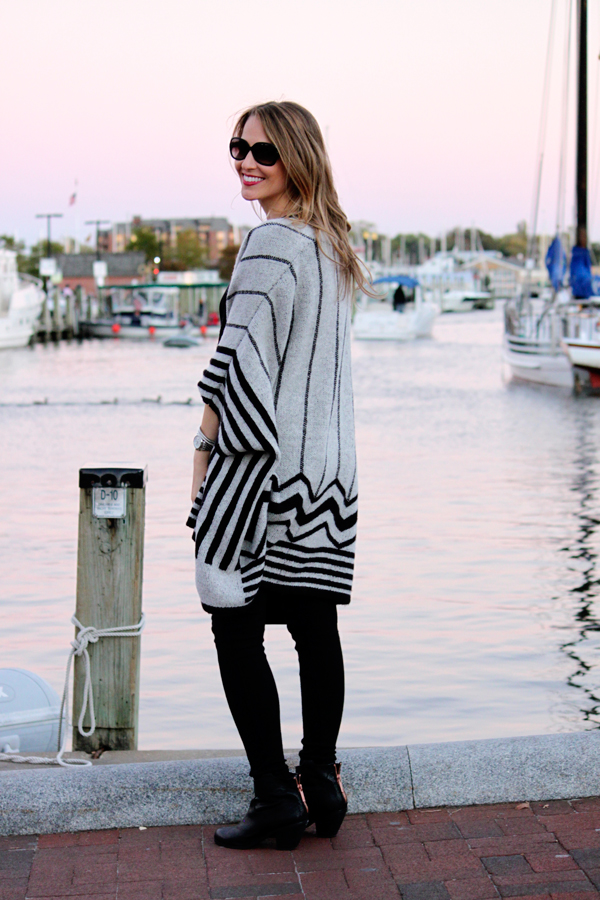 Fall favorite: ponchos & blanket sweaters