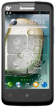 Lenovo A820T Android