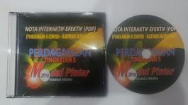 CD MODUL PINTAR - NOTA INTERAKTIF PDP PERDAGANGAN EDISI 2016