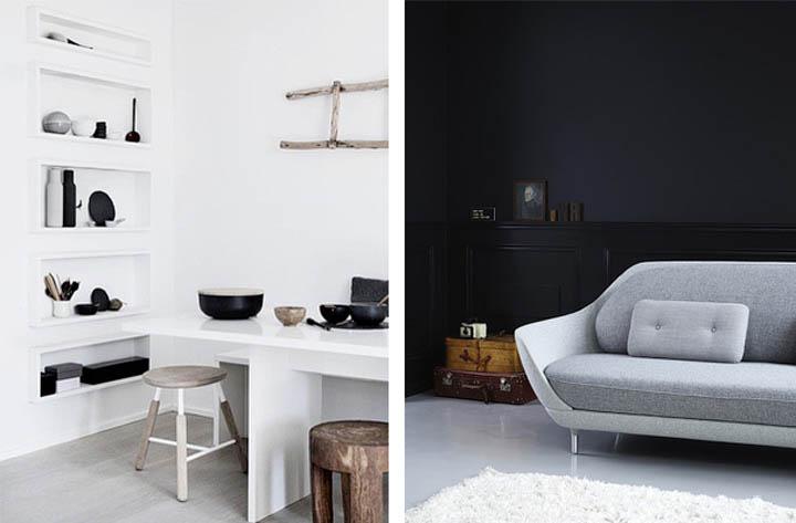 MOSHje: Winter in je interieur: een ode aan wit en grijs tinten